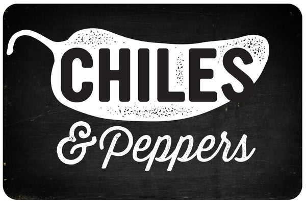 Chiles and Peppers