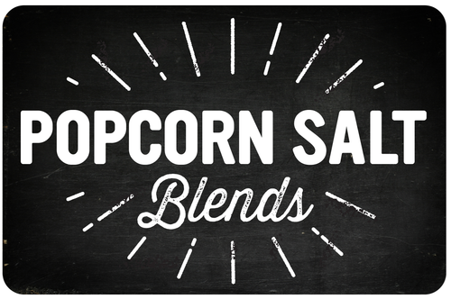 Popcorn Salt Blends