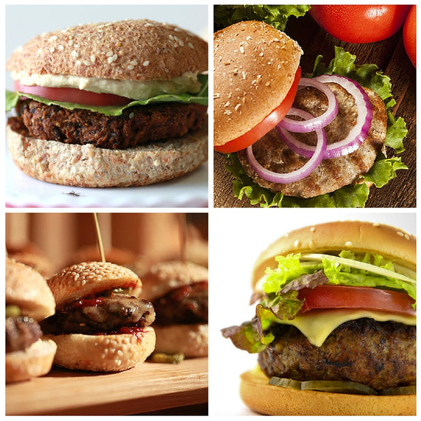 Burger Recipe Roundup