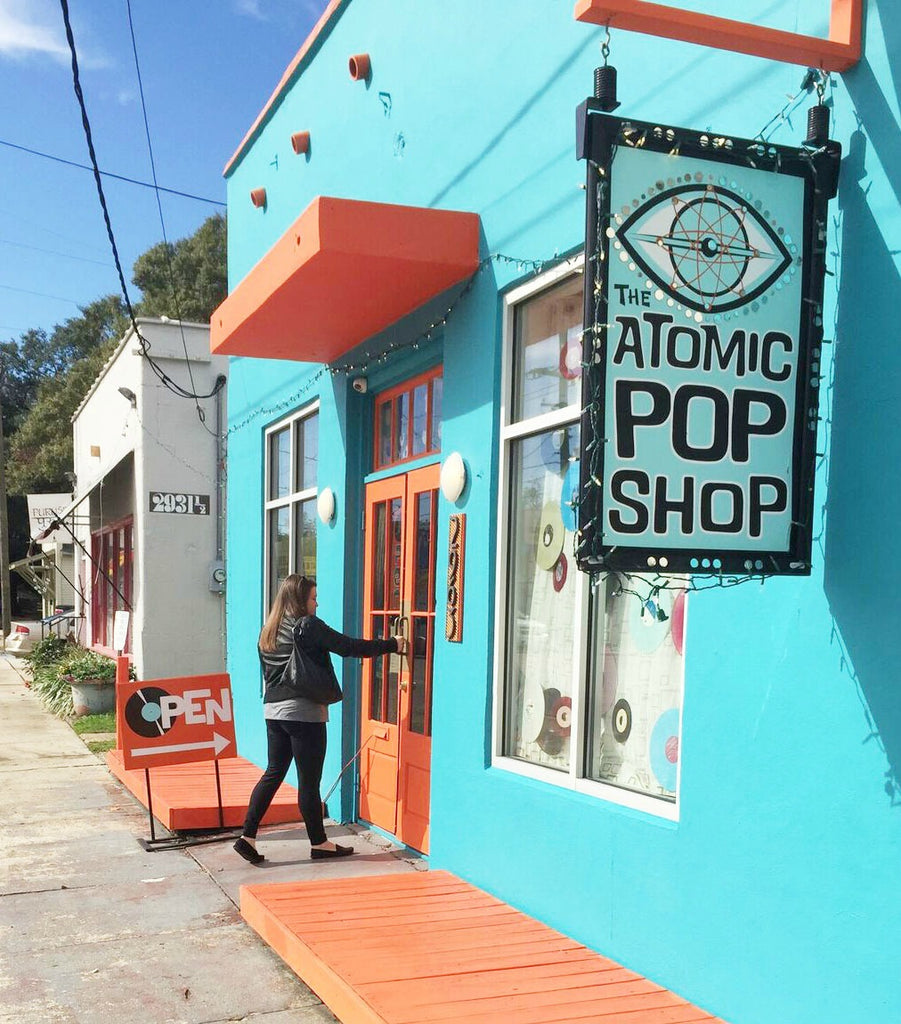 Atomic Pop Shop Baton Rouge Mid City Holiday Gift Guide