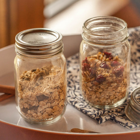 Grab and go oatmeal