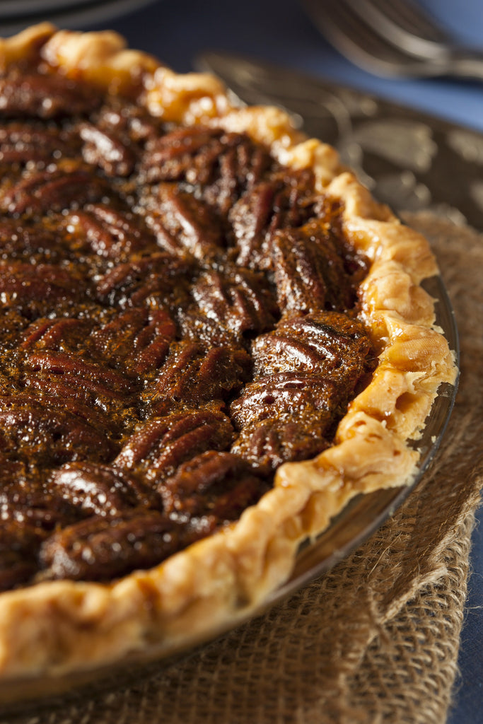 Jack Daniels Chocolate Pecan Pie