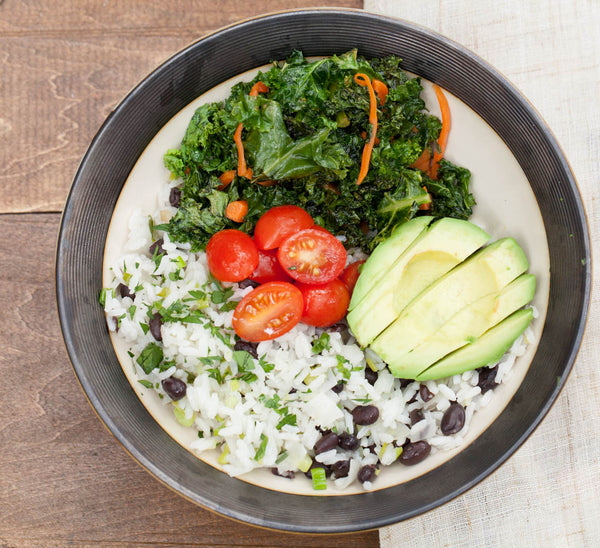 Vegan Bowl Recipe