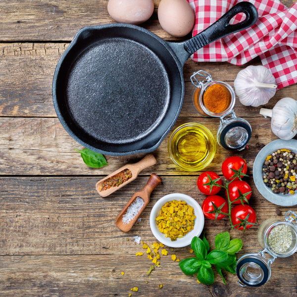 Cast Iron Cooking - Cooking Classes - Red Stick Spice Company