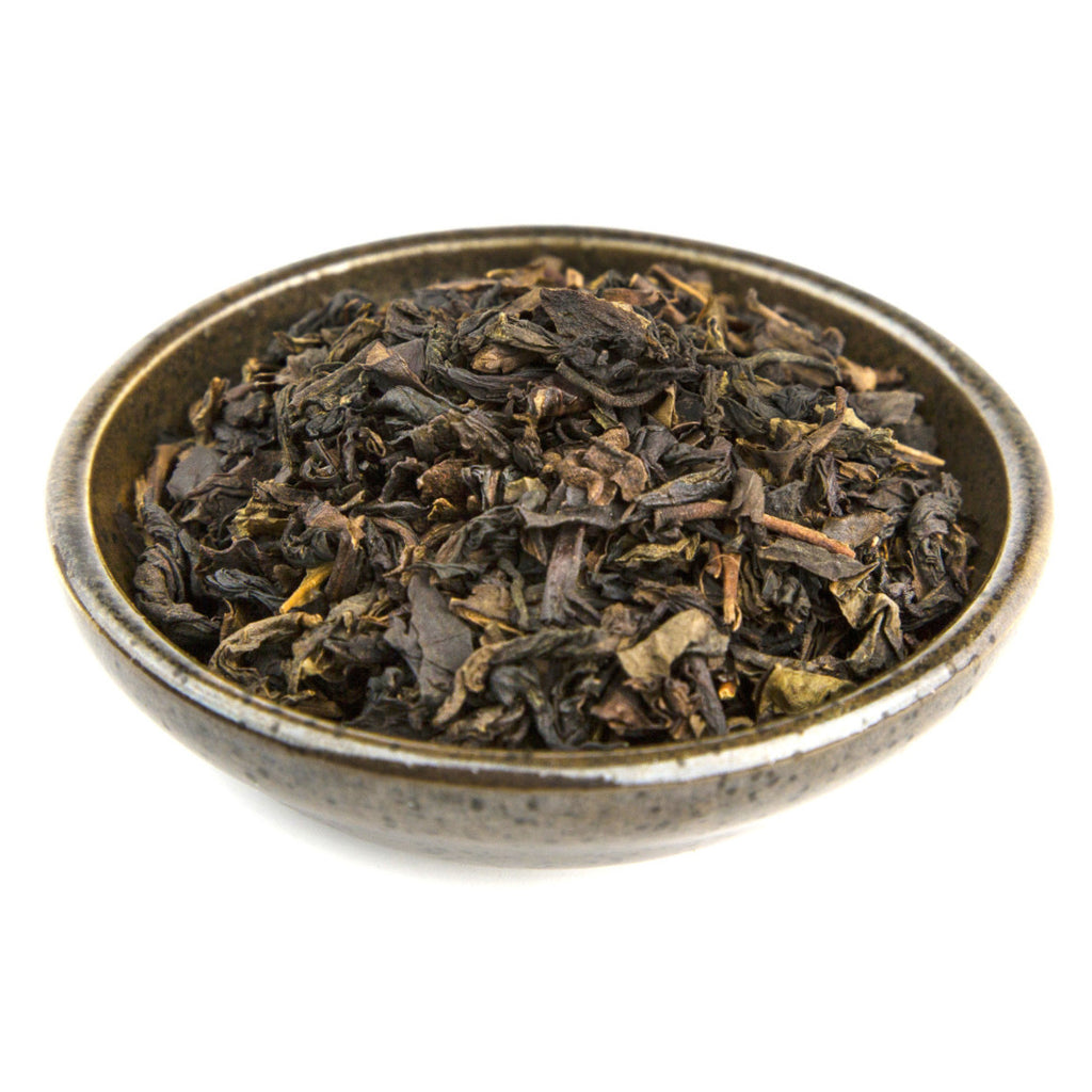 Almond Oolong Tea
