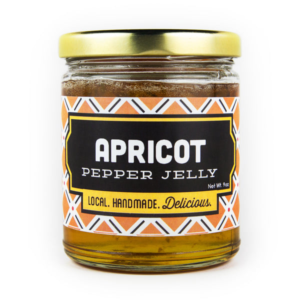 Louisiana Sweet Apricot Pepper Jelly