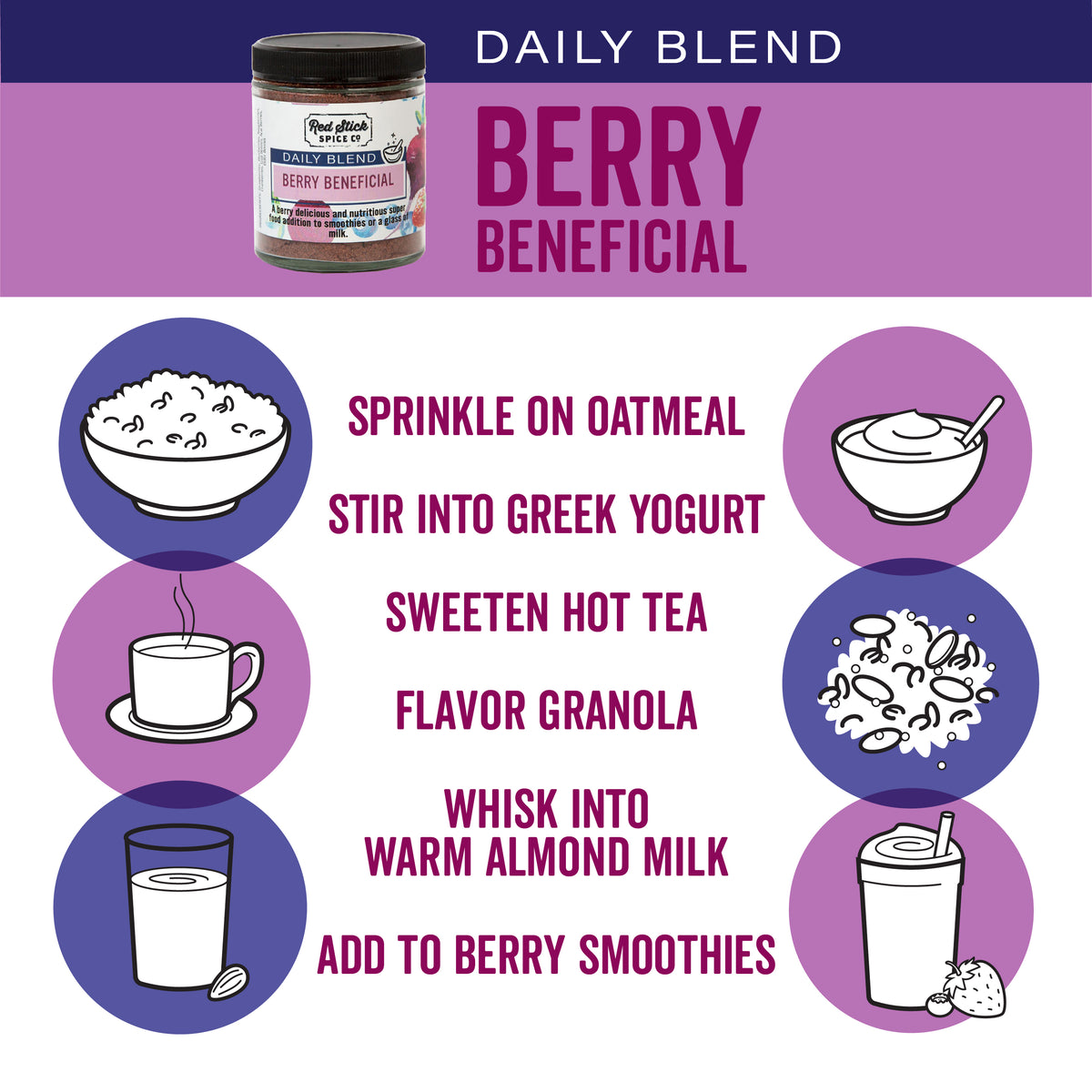 Berry Beneficial Daily Blend