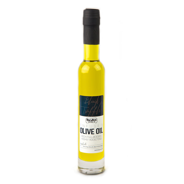 Black Truffle Oil - Premium_Olive Oils - Red Stick Spice Company