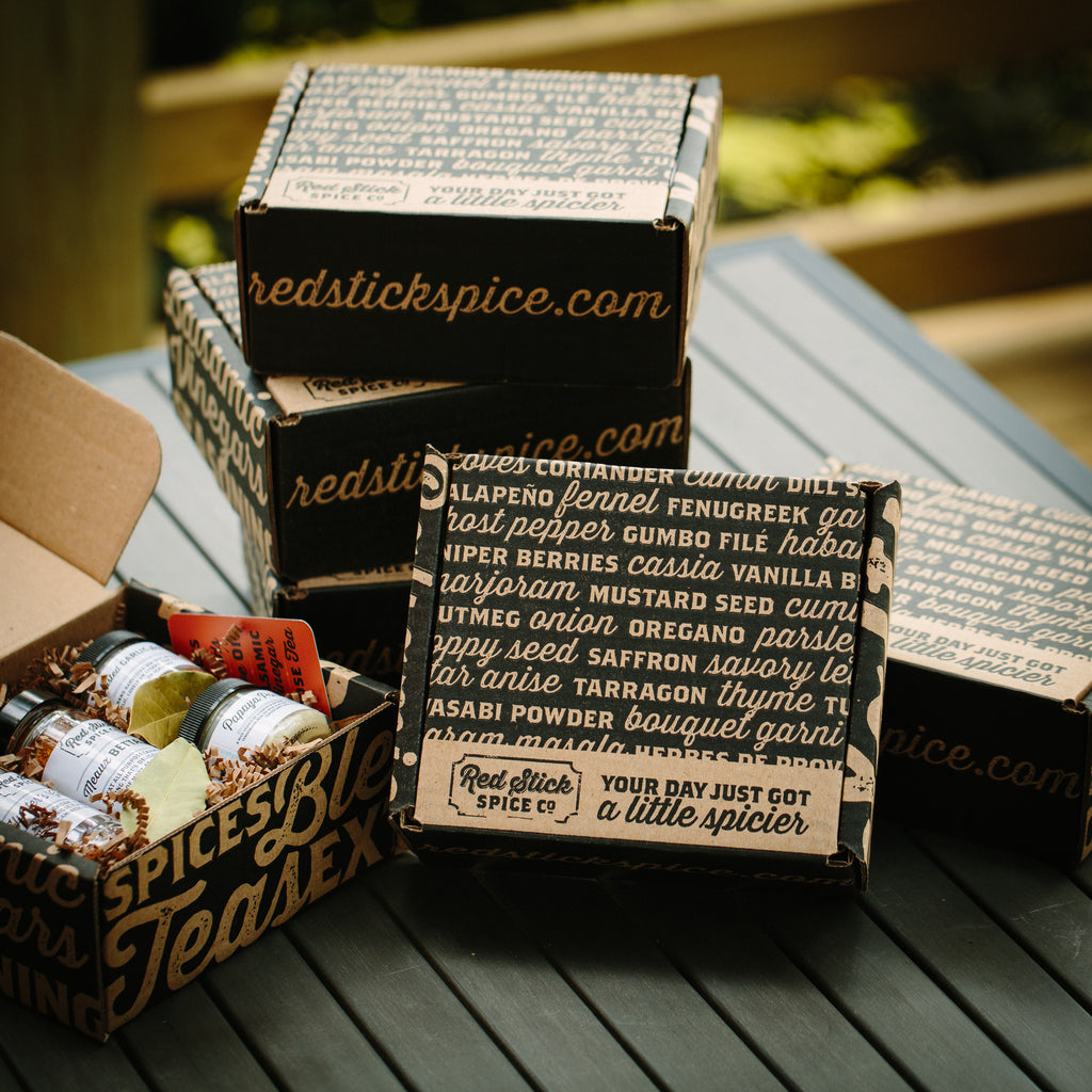 Spice Blend Boxes