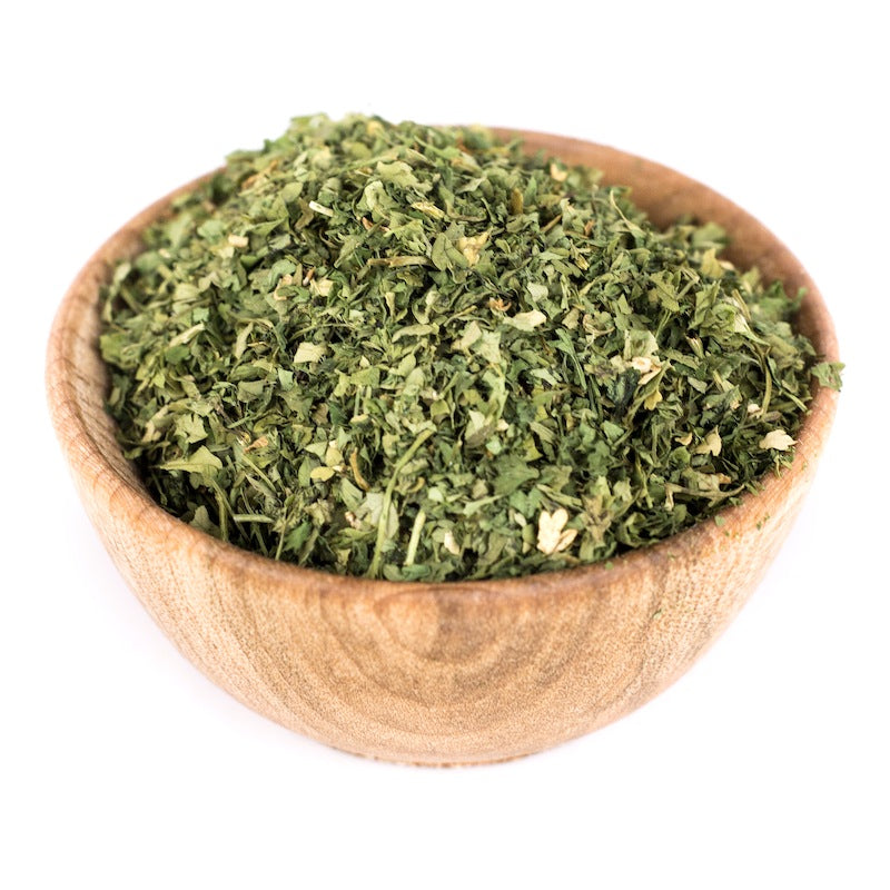 Chervil Leaf - Cut and Sifted - Premiere_Spices - Red Stick Spice Company