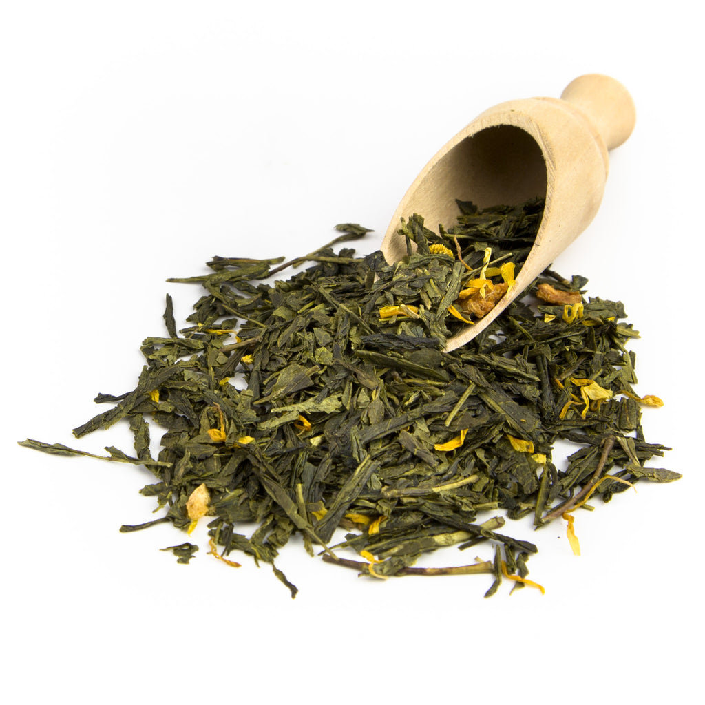 Louisiana Citrus Green Tea - Tea - Red Stick Spice Company