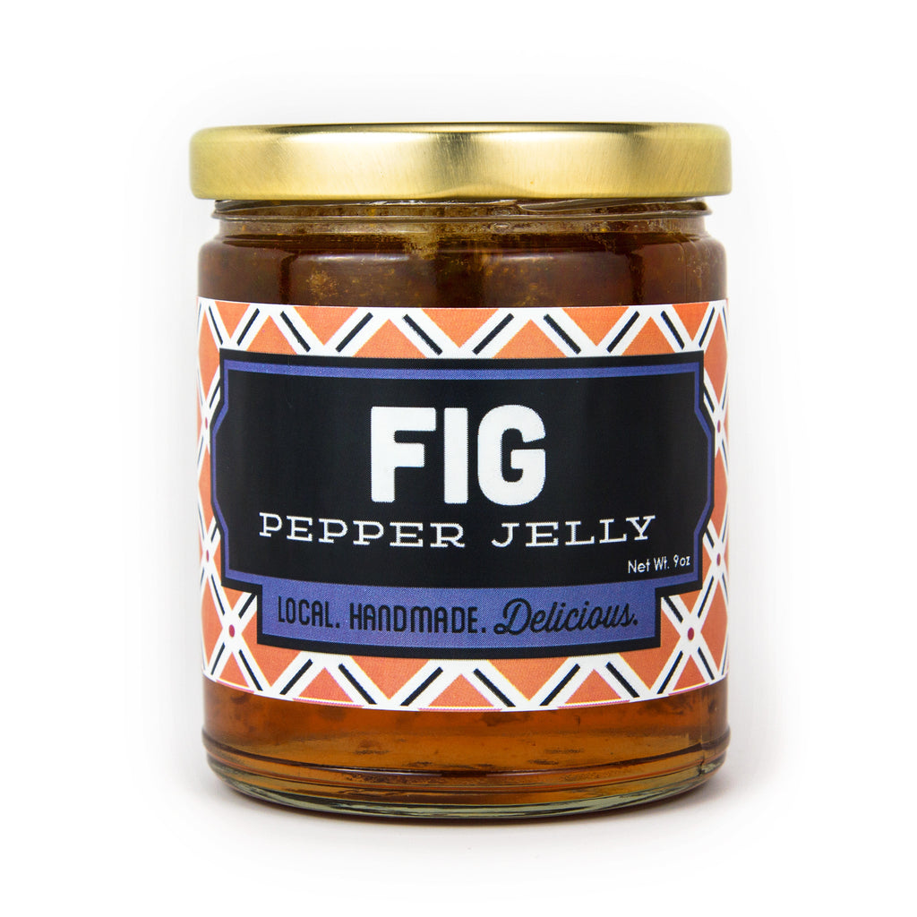 Louisiana Fig Pepper Jelly