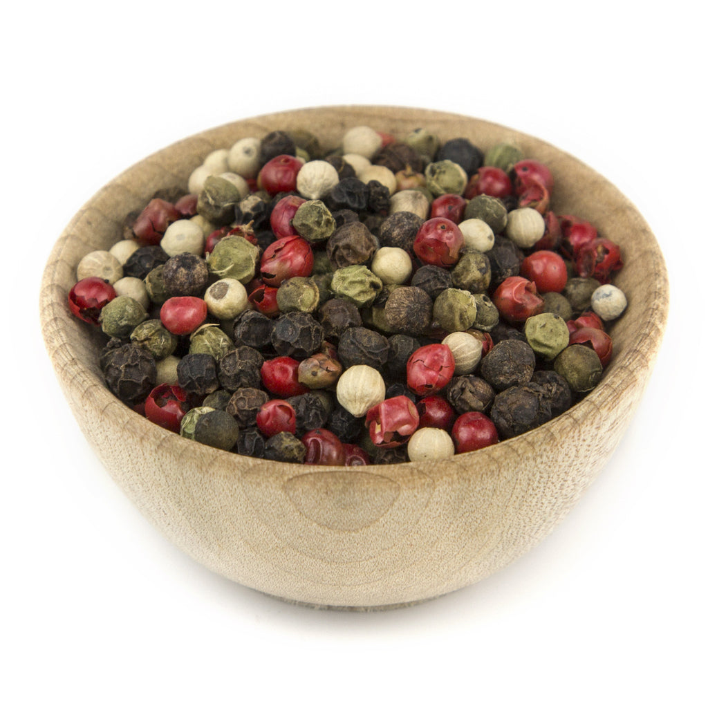 4-Blend Whole Peppercorns