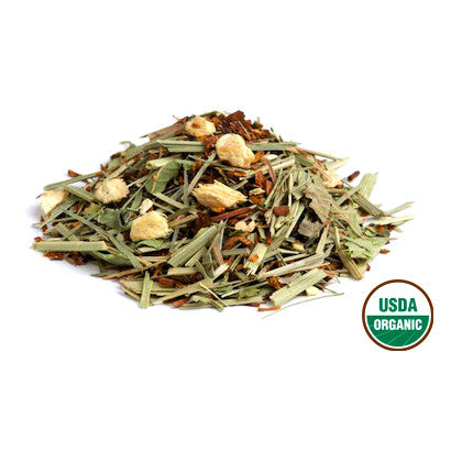 French Lemon Ginger Tea - Herbal Tea - Red Stick Spice Company