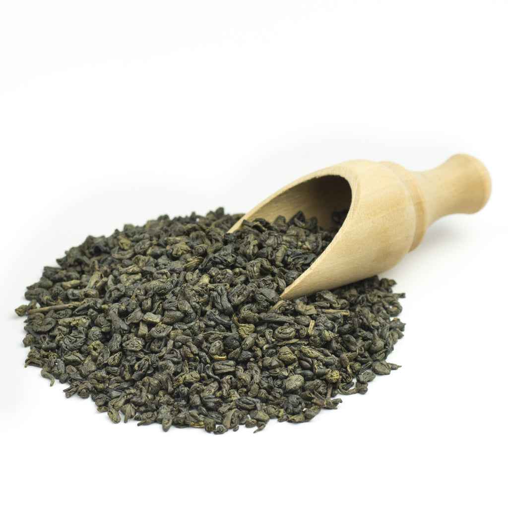 Gunpowder Green Tea Scoop