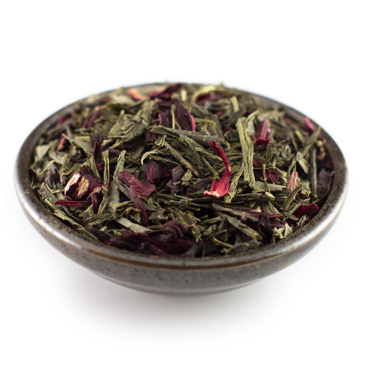 Hibiscus Green Tea - Tea - Red Stick Spice Company
