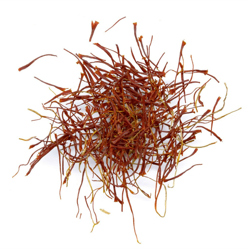 Saffron Threads - Premium_Spices - Red Stick Spice Company