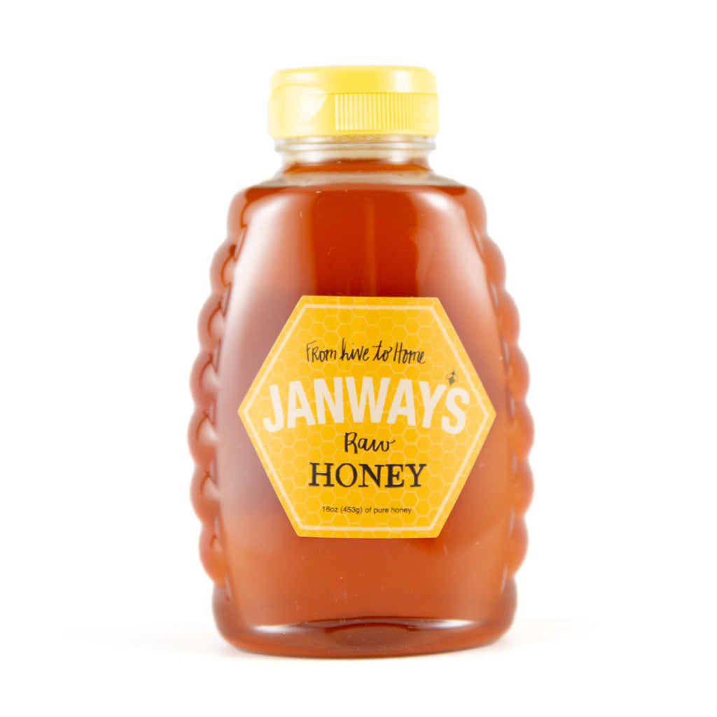 Janway's Honey - Louisiana Products - Red Stick Spice Company