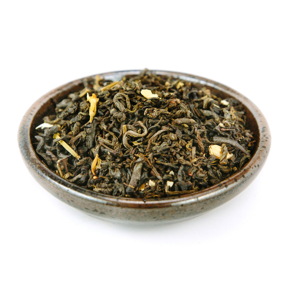 Loose Jasmine Blueberry Tea