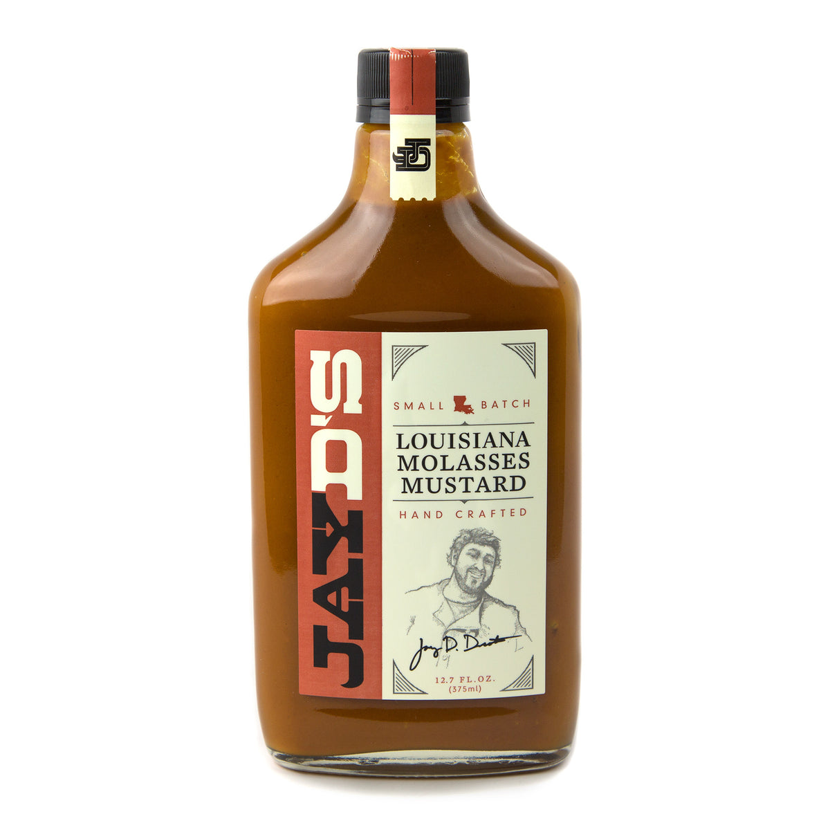 Jay D's Louisiana Molasses Mustard - Louisiana Products - Red Stick Spice Company