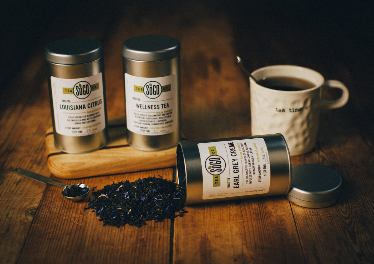 CCF Tea - Tea - Red Stick Spice Company