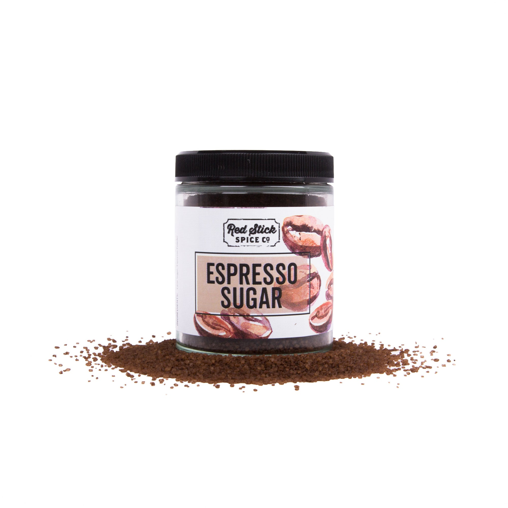 Espresso Sugar - Premium_Spices - Red Stick Spice Company