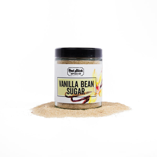 Vanilla Bean Sugar - Premium_Spices - Red Stick Spice Company