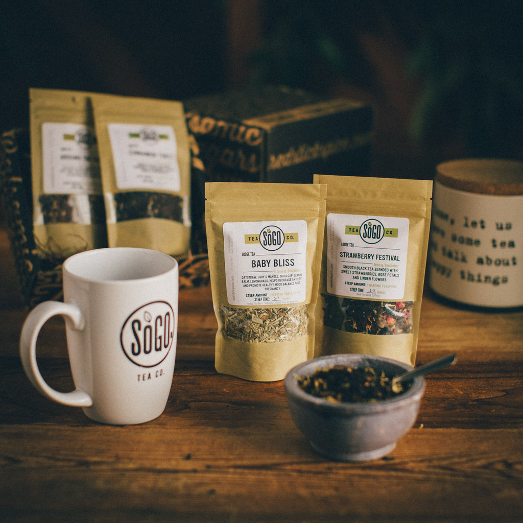 Monthly Tea Subscription -  - Red Stick Spice Company