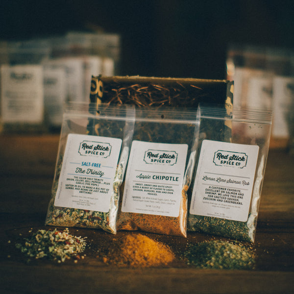 Monthly Spice Subscription -  - Red Stick Spice Company