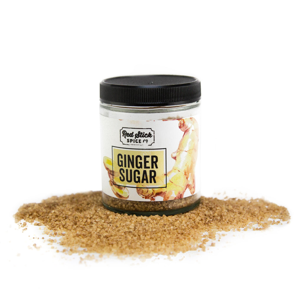 Ginger Sugar - Premium_Spices - Red Stick Spice Company