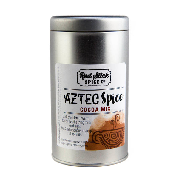 Aztec Spiced Cocoa - Premium_Louisiana Products - Red Stick Spice Company