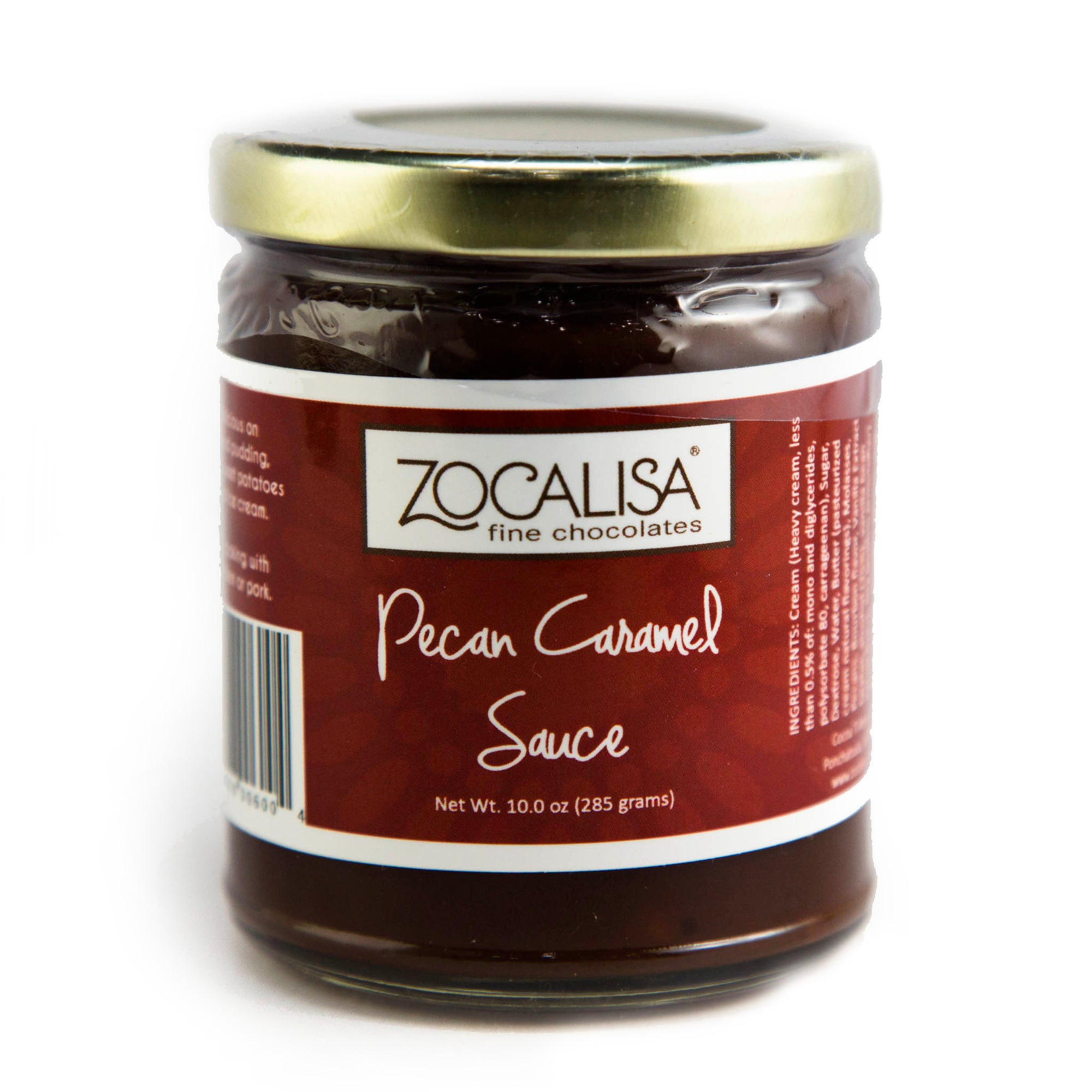 Zocalisa Dessert Sauces - Louisiana Products - Red Stick Spice Company