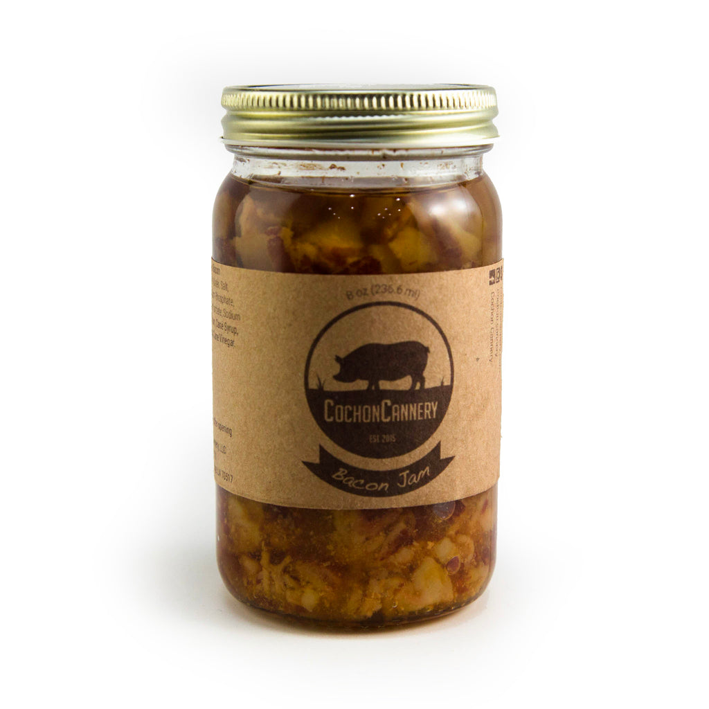 Cochon Cannery Bacon Jam - Louisiana Products - Red Stick Spice Company