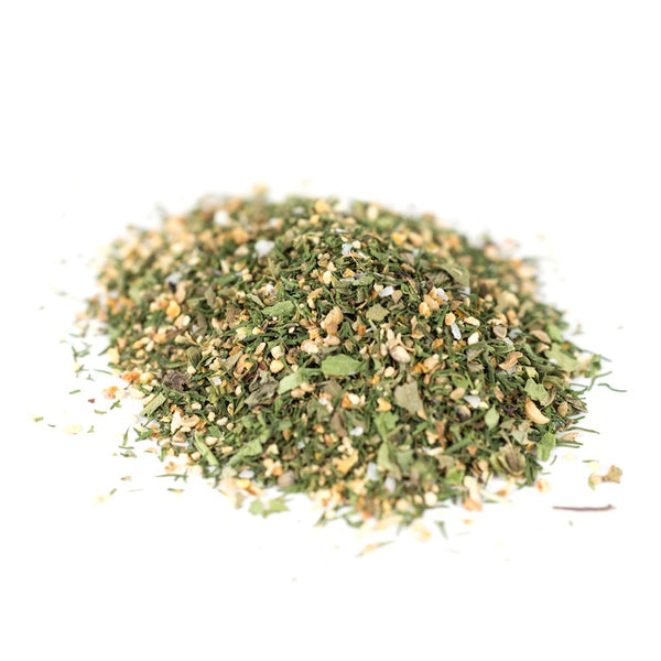 Lemon-Lime Salmon Rub - Spice Rubs - Red Stick Spice Company