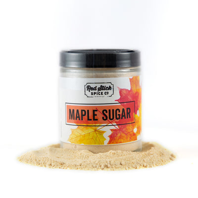 Maple Sugar - Premium_Tea - Red Stick Spice Company