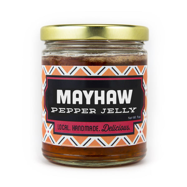 Louisiana Mayhaw Pepper Jelly