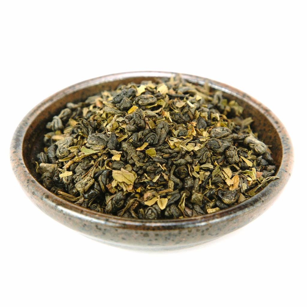 Marrakesh Mint Green Tea - Tea - Red Stick Spice Company