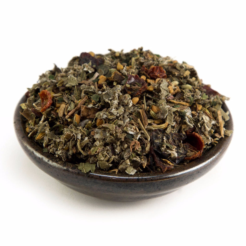 Mucho Leche Tea - Herbal Tea - Red Stick Spice Company