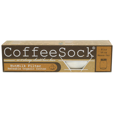 CoffeeSock Nut Milk Filter