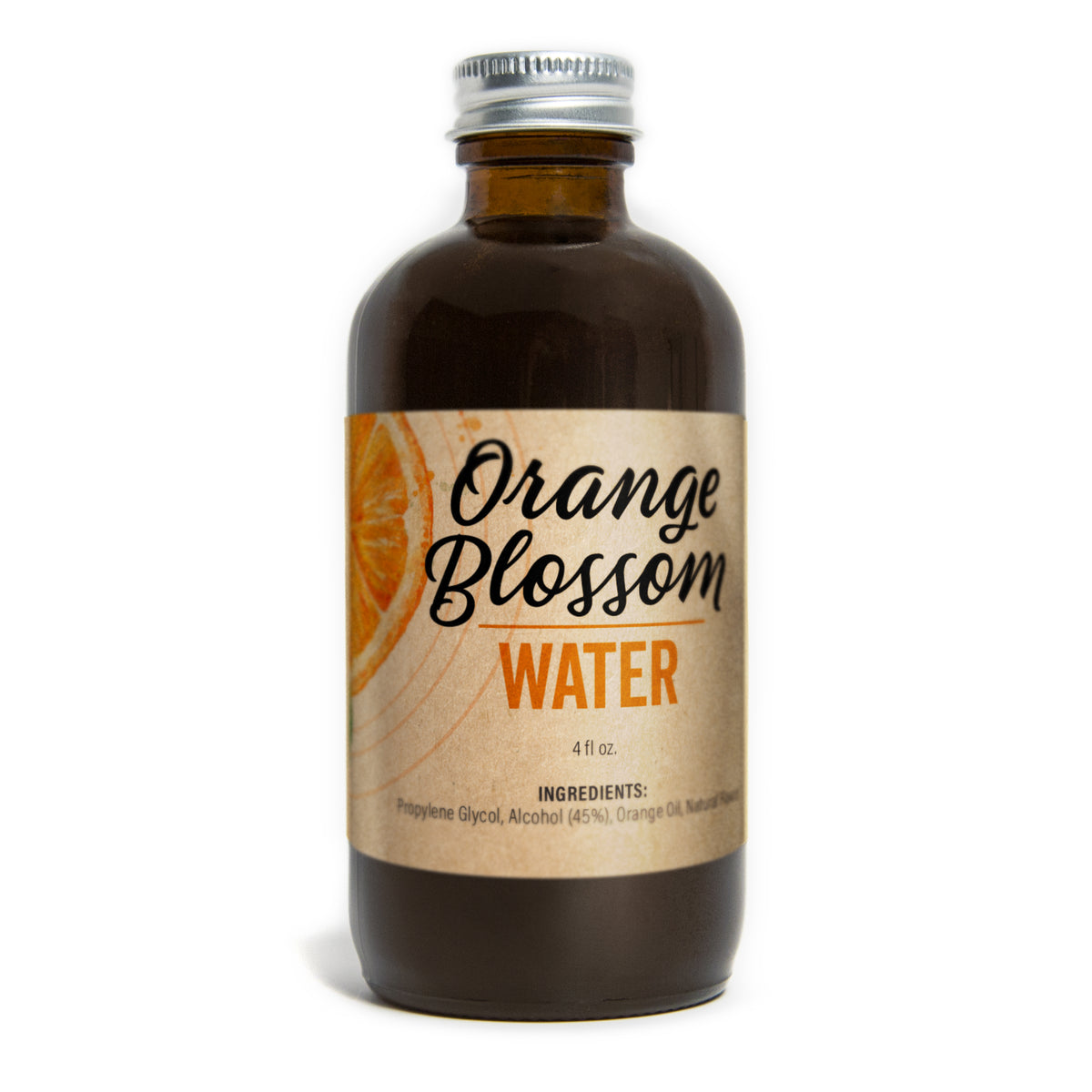 Orange Blossom Water