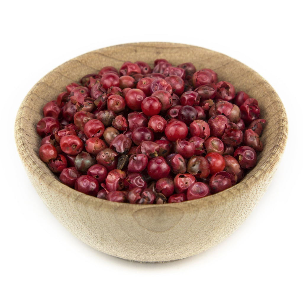 Pink Peppercorns - Spices - Red Stick Spice Company