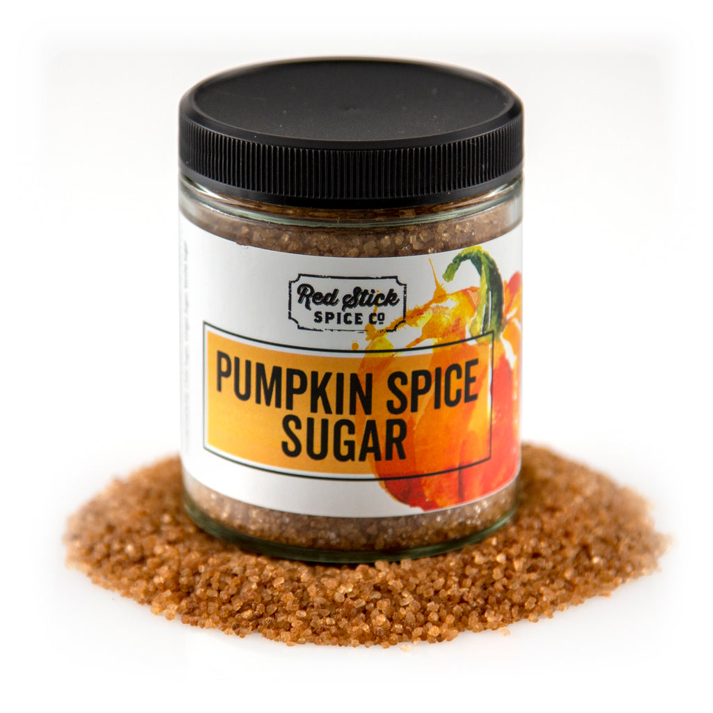 Pumpkin Spice Sugar - Premium_Spices - Red Stick Spice Company