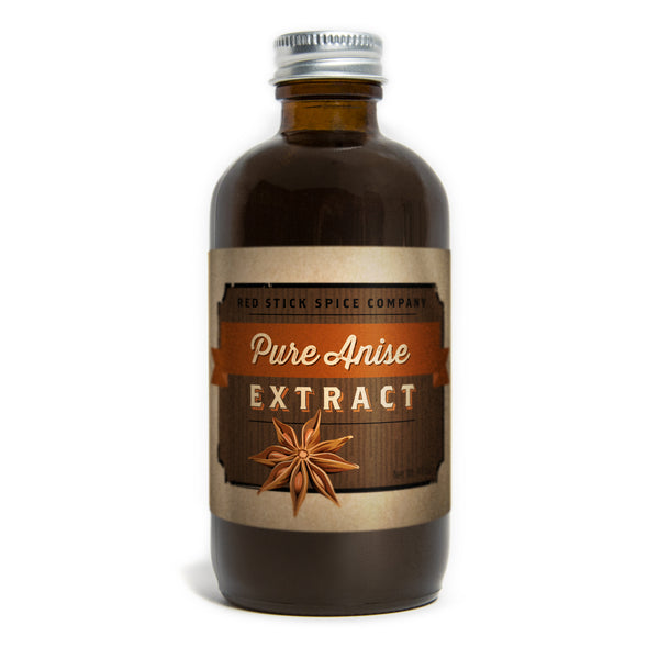 Pure Anise Extract - Extracts - Red Stick Spice Company