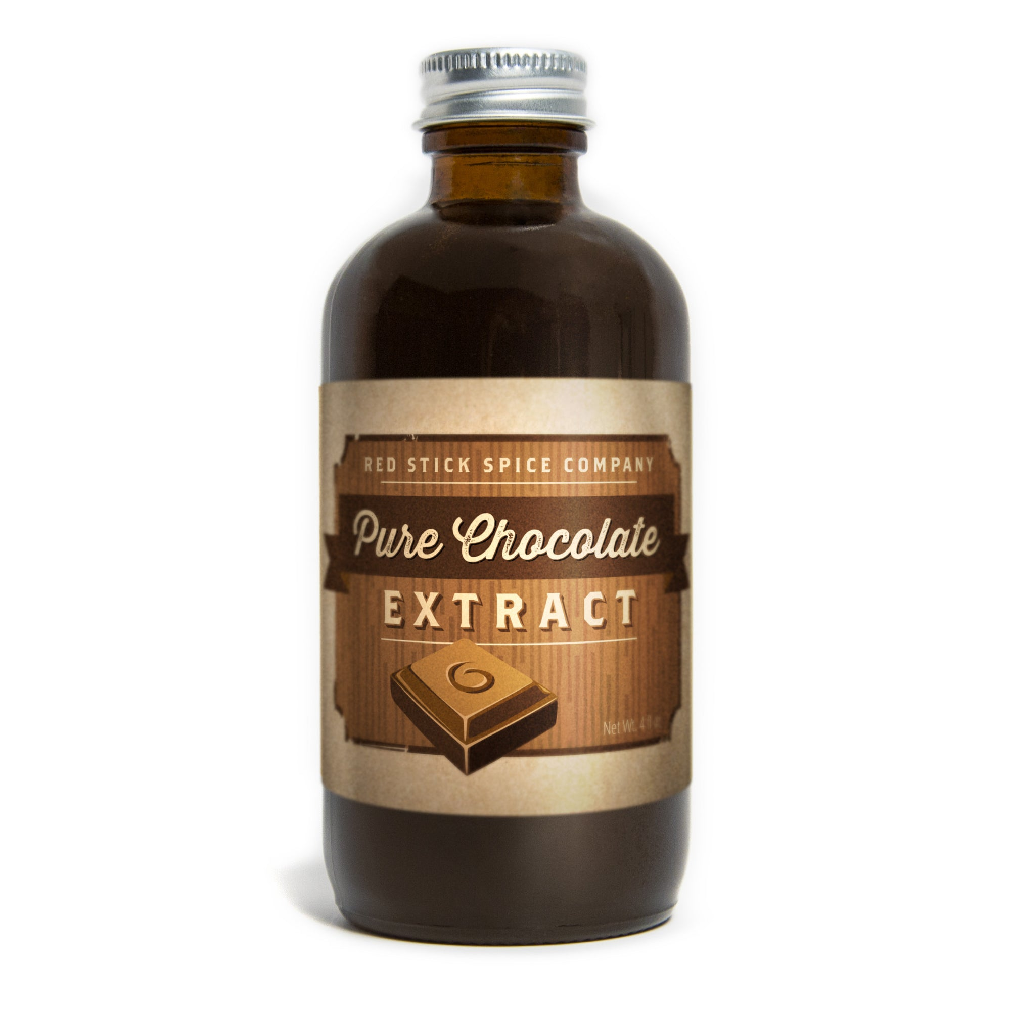 Pure Chocolate Extract - Extracts - Red Stick Spice Company