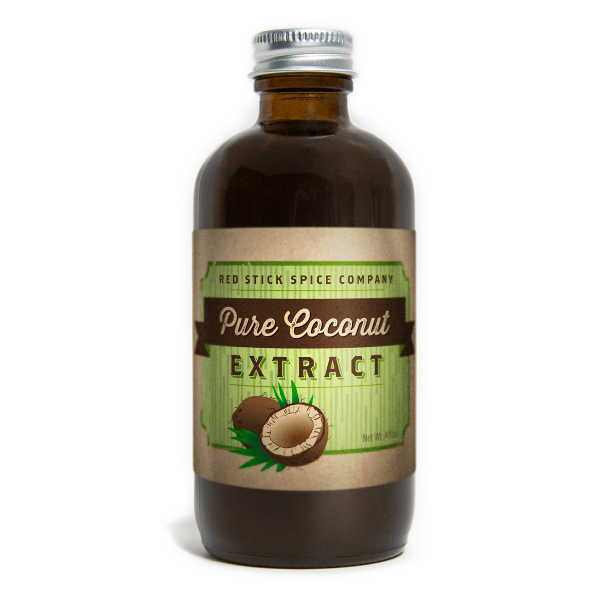 Natural Coconut Flavor - Extracts - Red Stick Spice Company