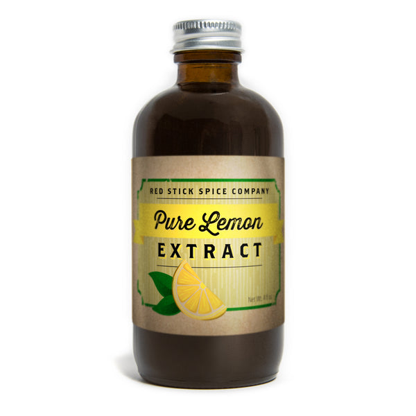 Pure Lemon Extract - Extracts - Red Stick Spice Company