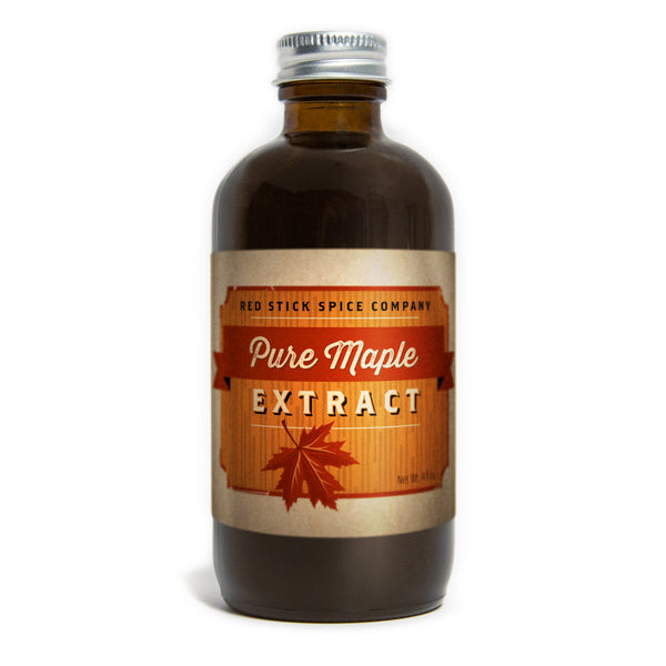 Pure Maple Extract - Extracts - Red Stick Spice Company