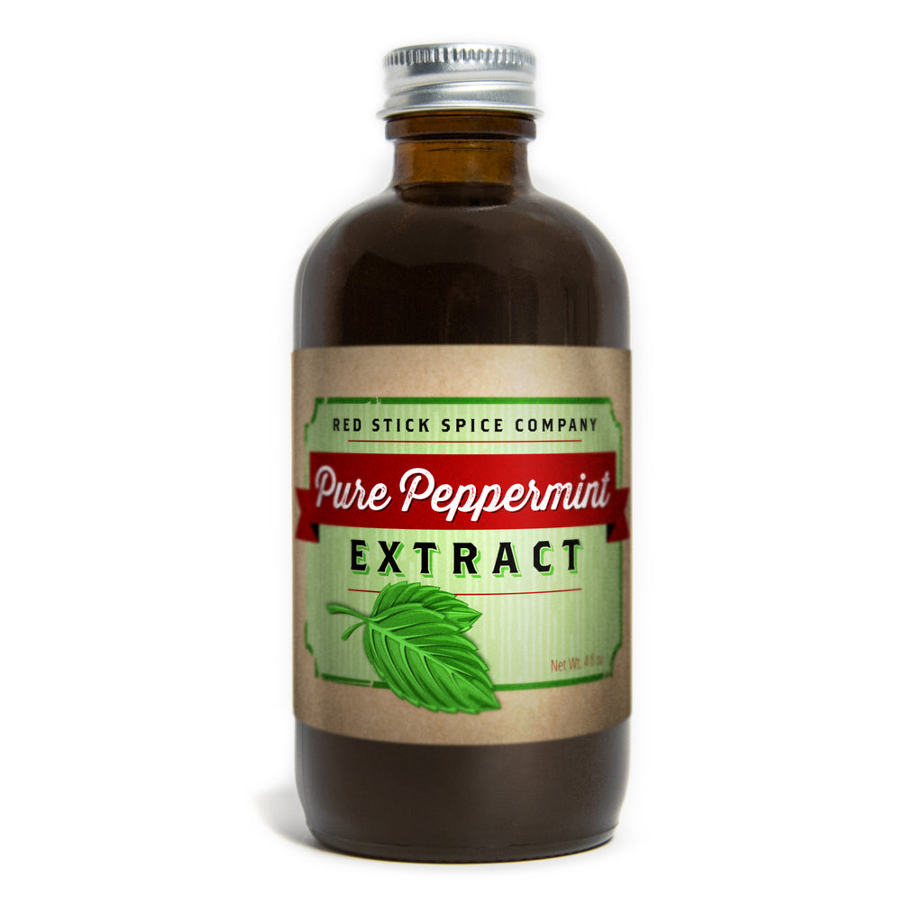 Pure Peppermint Extract - Extracts - Red Stick Spice Company