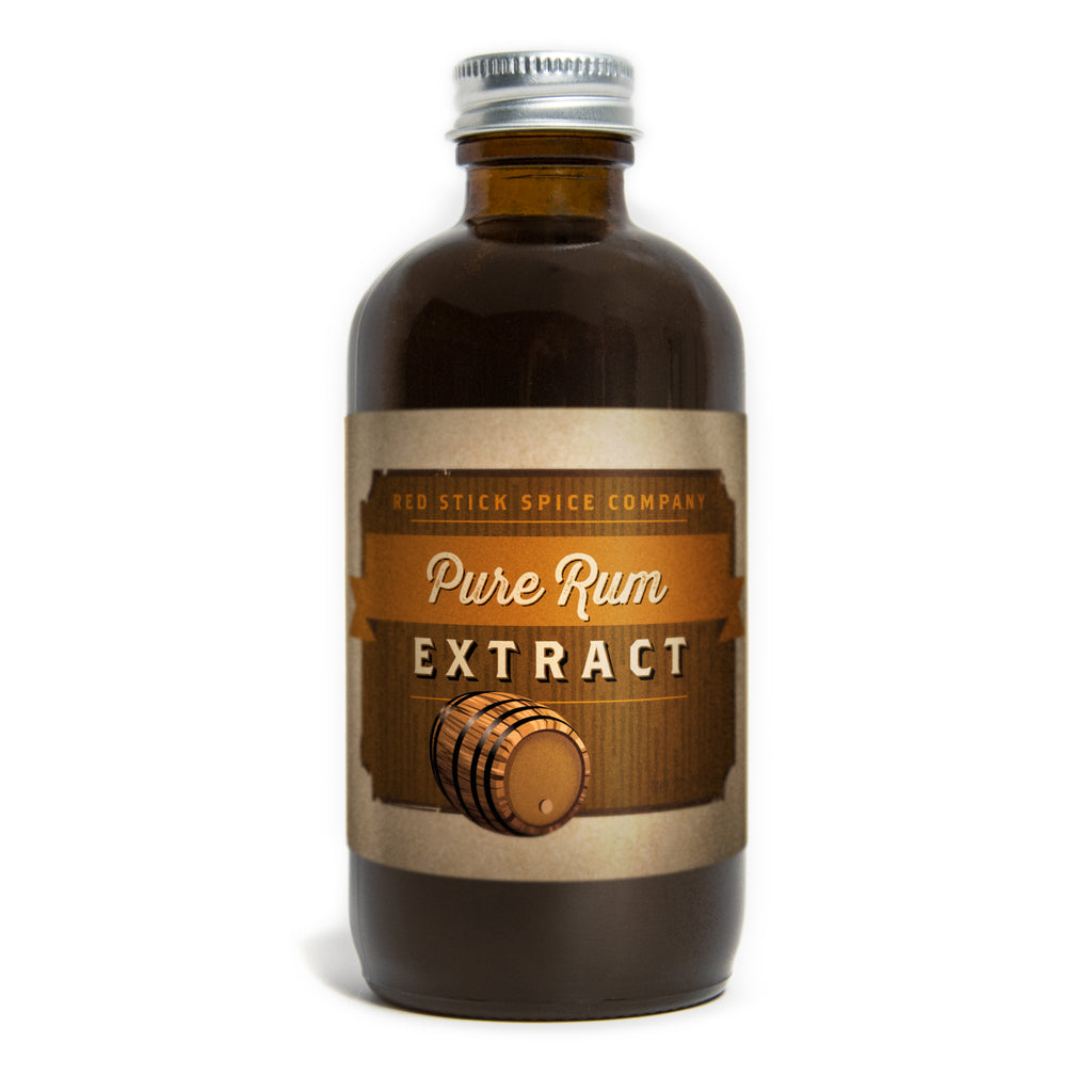 Pure Rum Extract - Extracts - Red Stick Spice Company