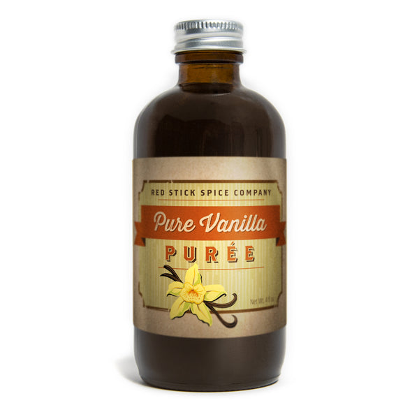 Pure Vanilla Puree - Premium_Extracts - Red Stick Spice Company